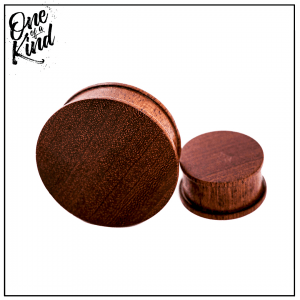 uk Mahogany custom plugs