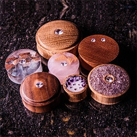Plugs with Jewels